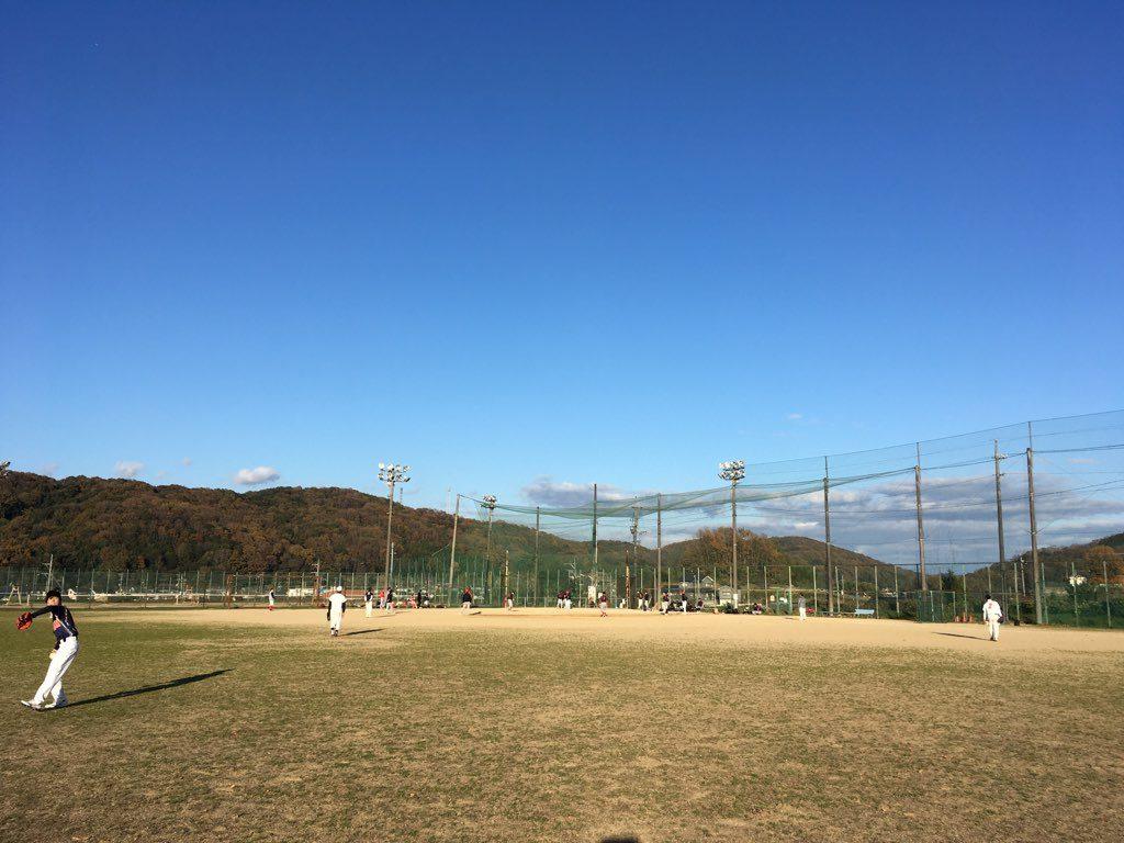 ソフトボール青空